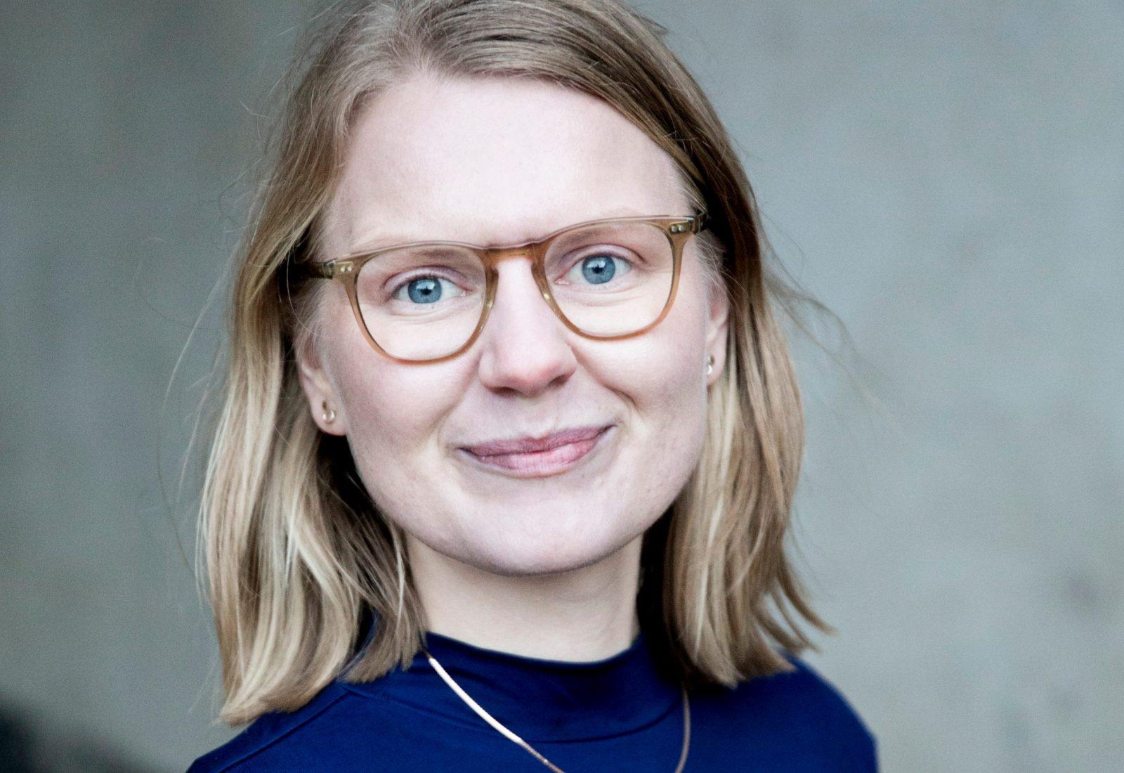 Portræt af Anne Mette Ravn Nielsen