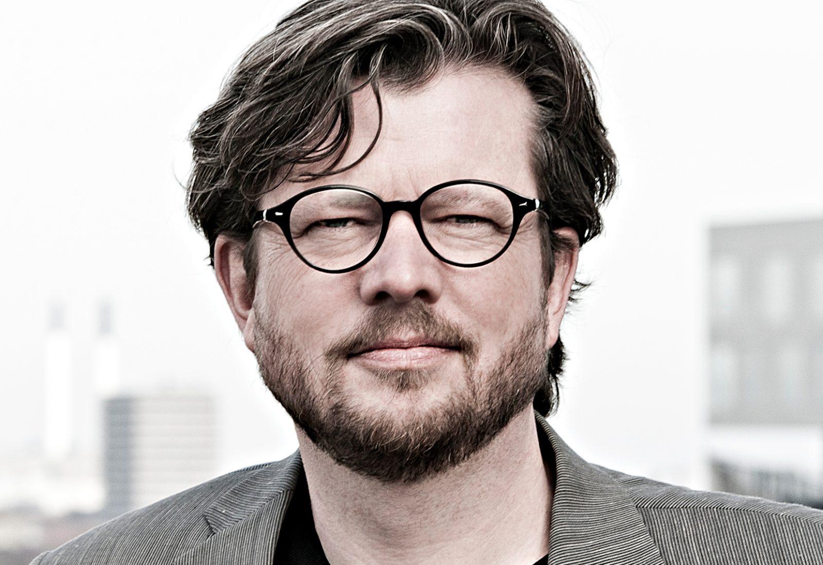 Portræt Claus Egeris