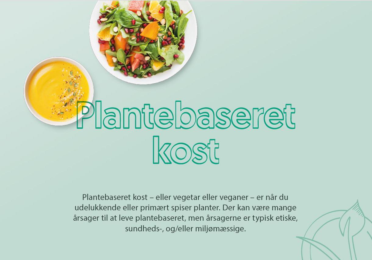 Faktaark madmyte plantebaseret kost