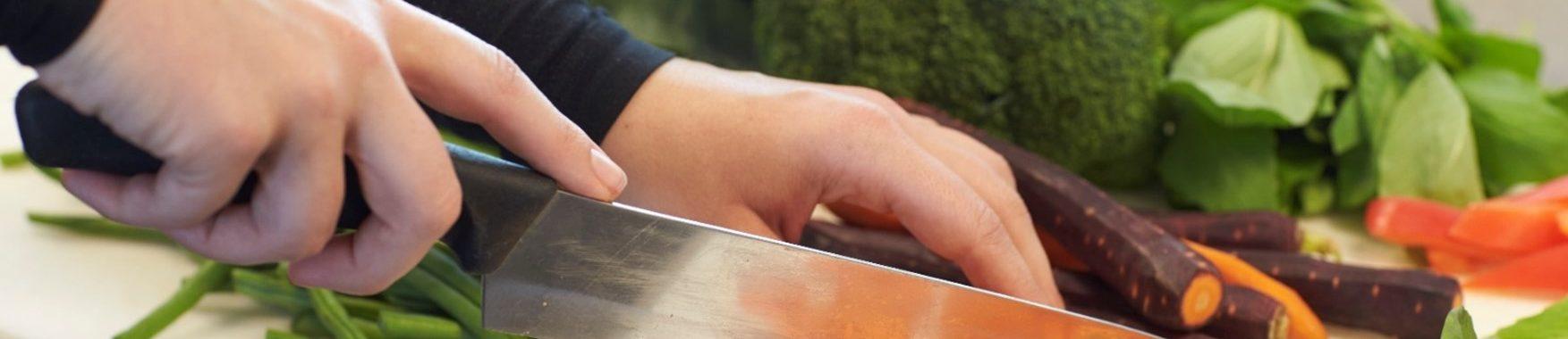 Sund og klimavenlig mad i professionelle køkkener